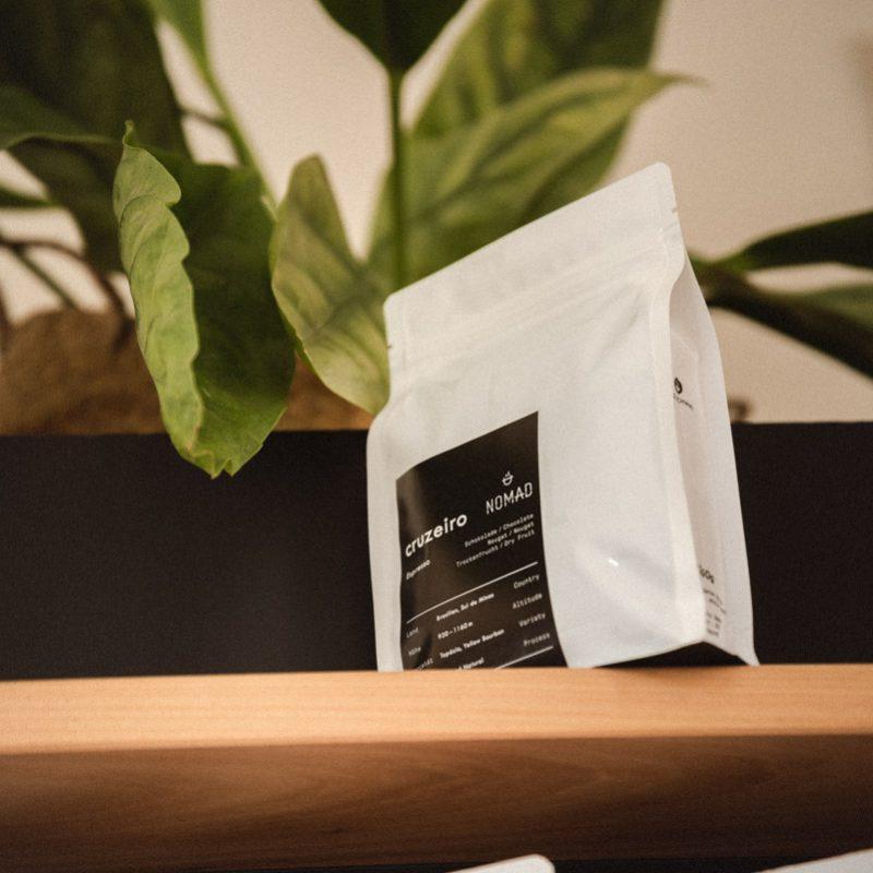 Kaffee-Nomad-Café
