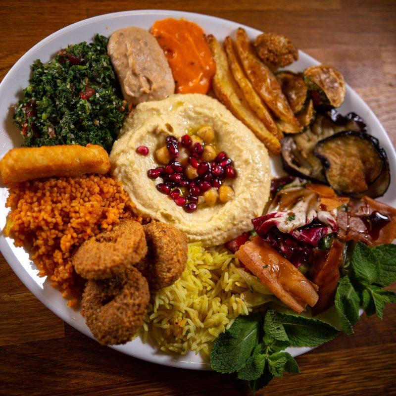 Bodhi-Falafel