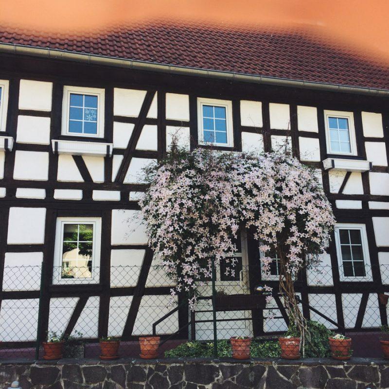 Fachwerkhaus im Lustigen Dorf