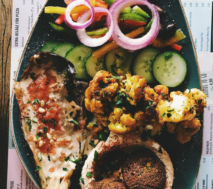 Falafel bei Aroma