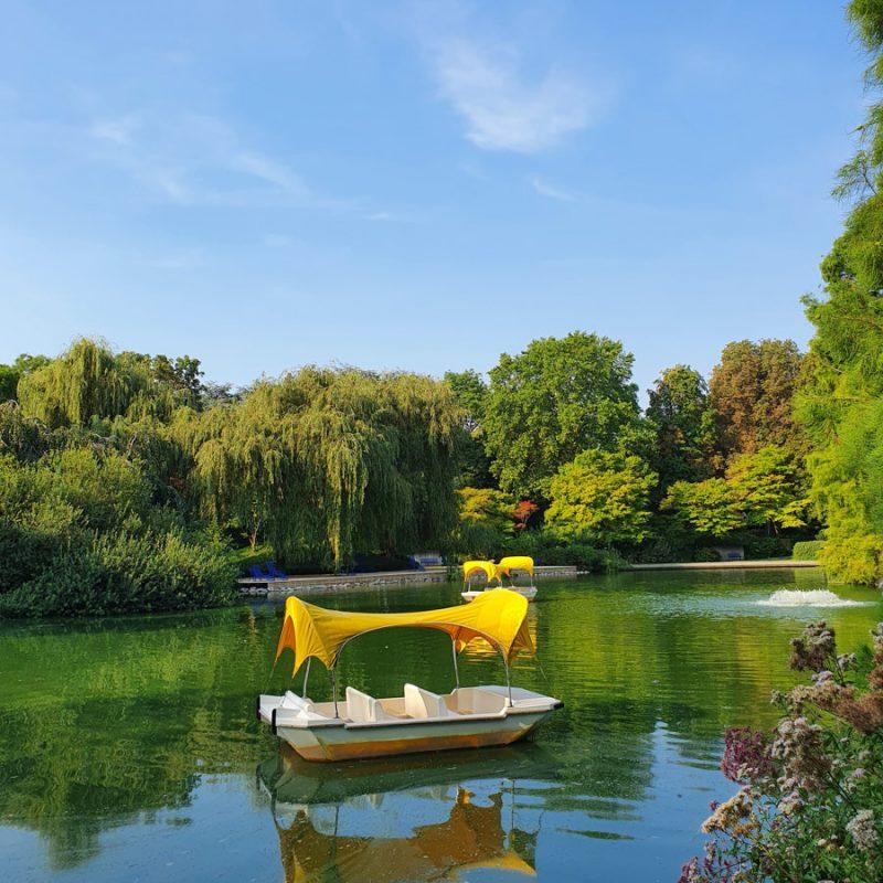 Luisenpark-Gondoletta