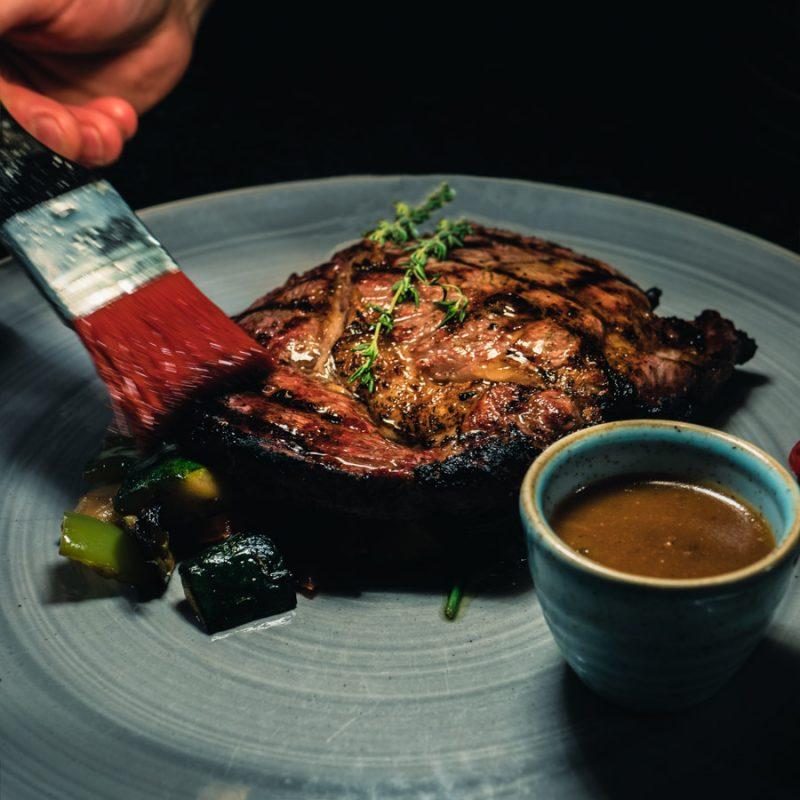 Vorbereitung-des-Steaks